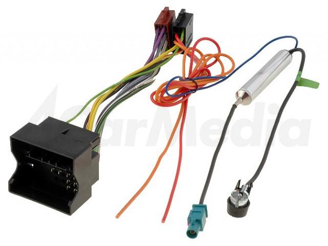ZRS-SET/OPEL-I 4CARMEDIA, Adapter