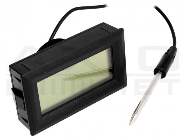 MOD-TEMP105D AXIOMET, Panel temperature meter