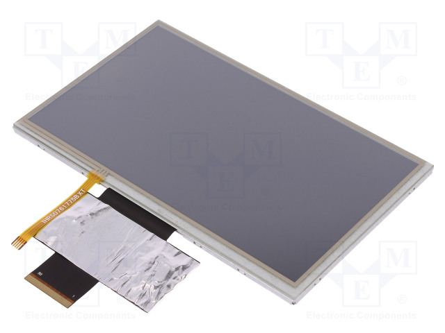 POWERTIP PH800480T013-IHB - Display: TFT