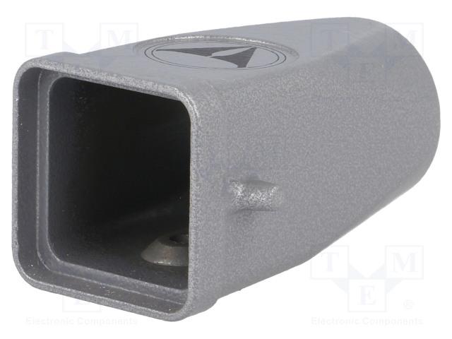 AMPHENOL C146 30R003 600 4 - Behuizing: voor connectoren HDC
