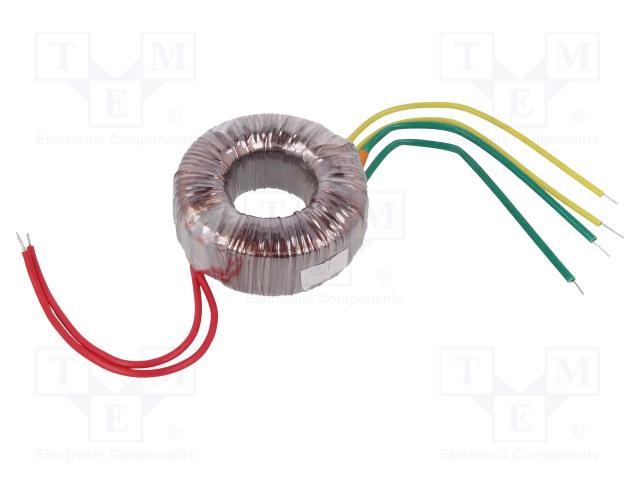 INDEL TST 50/002 - Transformátor: toroidní