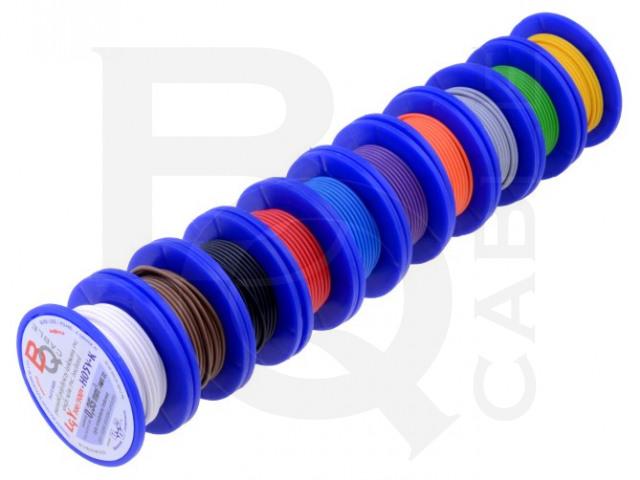 LGY-SET0.35/10 BQ CABLE, Vodič