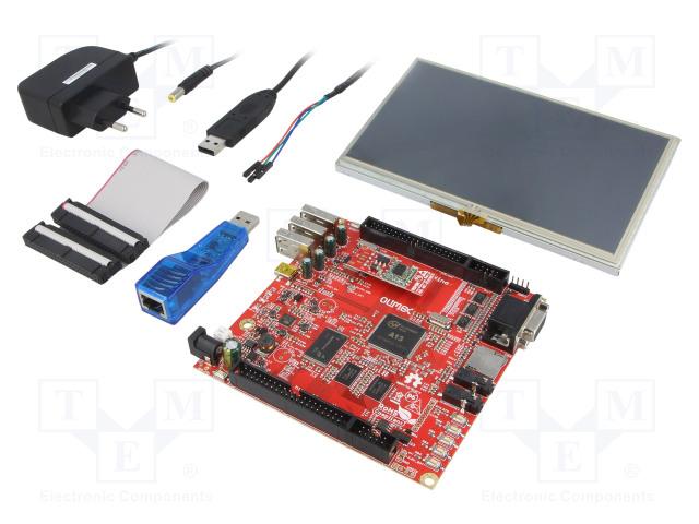 OLIMEX A13-STARTERKIT-EU - Sada: jednodeskový počítač