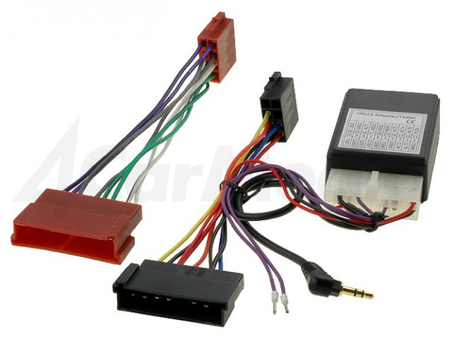 FORD-SON 4CARMEDIA, Adapter voor stuurbediening