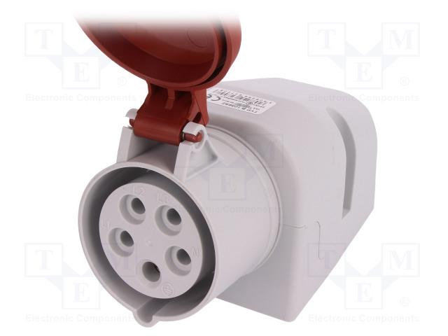 PAWBOL B.1036SZ - Connector: AC supply 3-phase