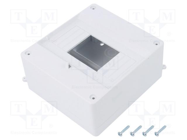 ELEKTRO-PLAST NASIELSK 2306-00 - Obudowa: do aparatury modułowej