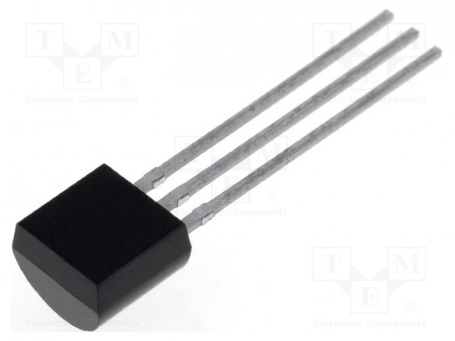 ON SEMICONDUCTOR (FAIRCHILD) LM78L05ACZ - Voltage regulator