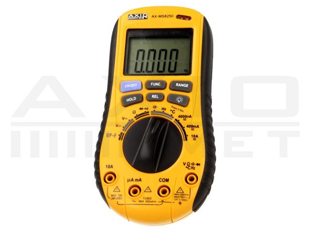 AX-MS8250 AXIOMET, Multimetru digital