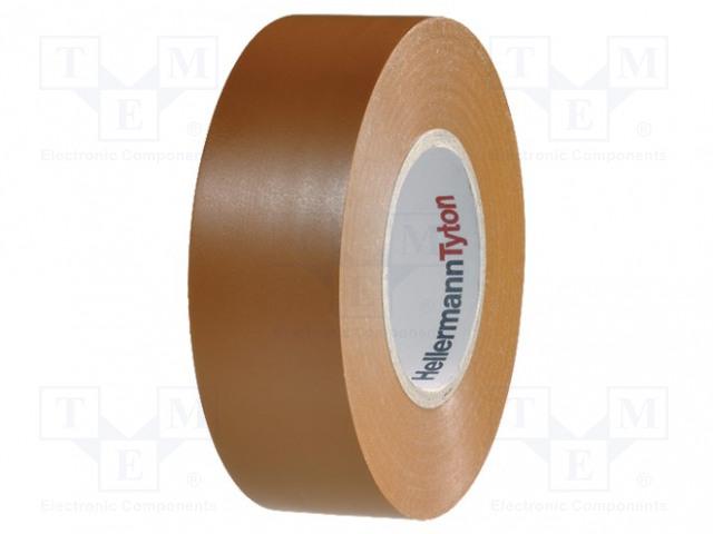 HELLERMANNTYTON 710-00609 - Páska: elektroizolačná
