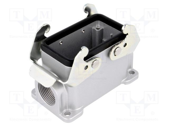 AMPHENOL C146 10N010 500 1 - Behuizing: voor connectoren HDC