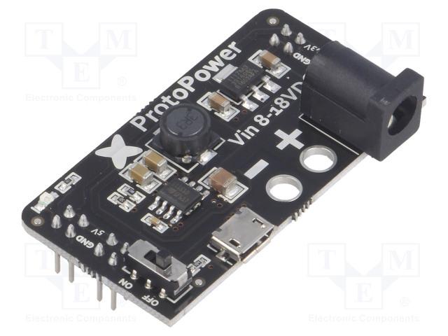 MSX ELEKTRONIKA 2-0000050 - Modul: feszültség szabályzó