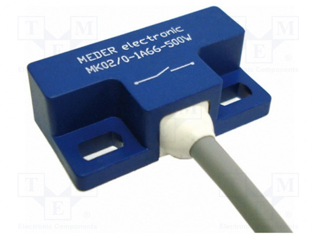 MEDER MK02/0-1A66-500W - Reed switch