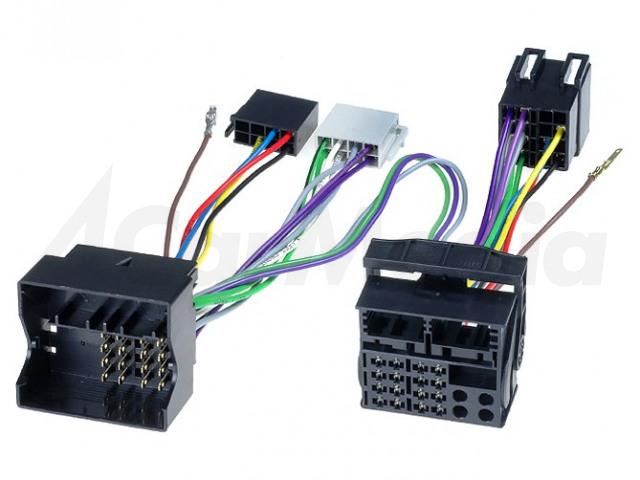 HF-59050 4CARMEDIA, Kabel do zestawu głośnomówiącego THB