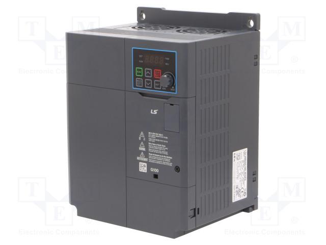LS INDUSTRIAL SYSTEMS LV0055G100-4EOFN - Vector inverter