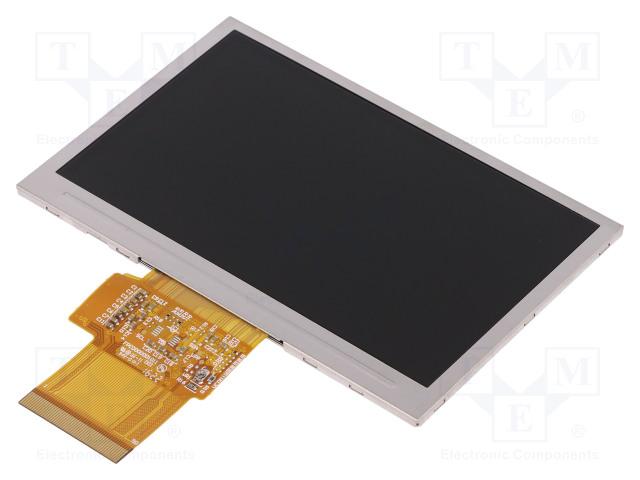 POWERTIP PH480272T009-IHA01 - Display: TFT