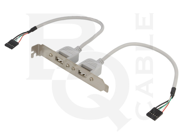 AK674 BQ CABLE, Adaptador