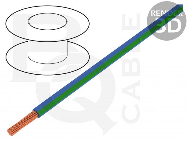 LGY0.35-BL/GR BQ CABLE, Vodič