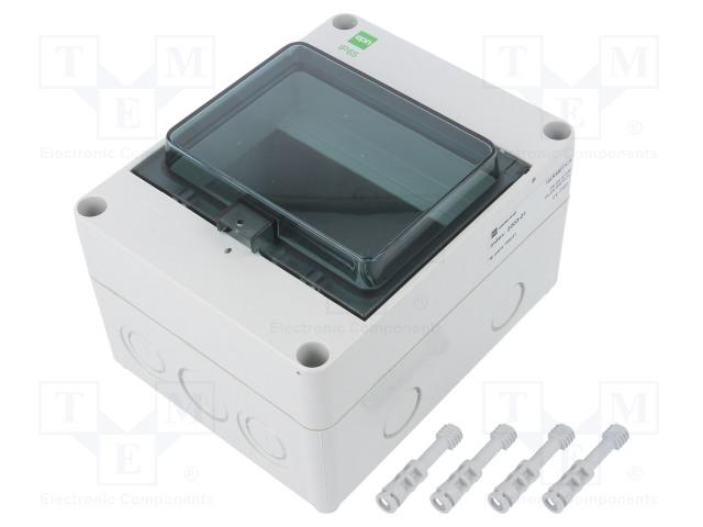 ELEKTRO-PLAST NASIELSK 2203-01 - Obudowa: do aparatury modułowej