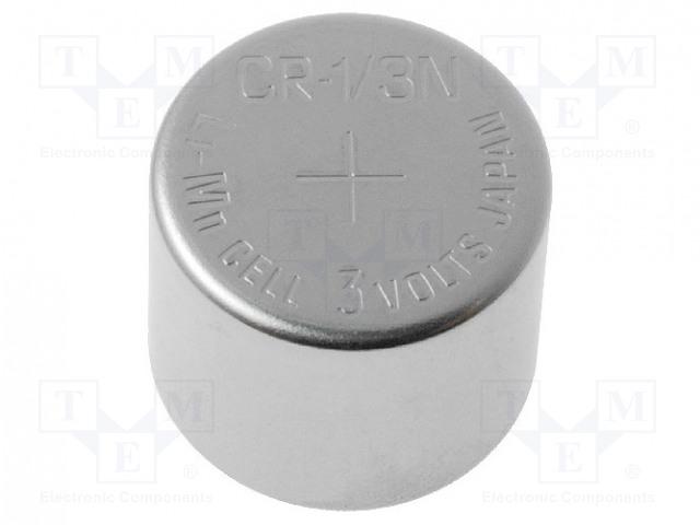 GP BAT-1/3N-GP - Baterie: lithiové