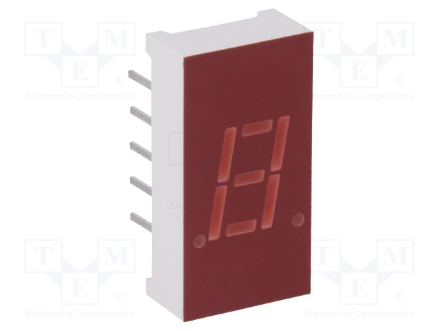 LITEON LTS-313AHR - Display: LED