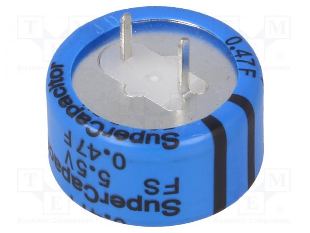 KEMET FS0H474ZF - Kondensator: elektrolytisch