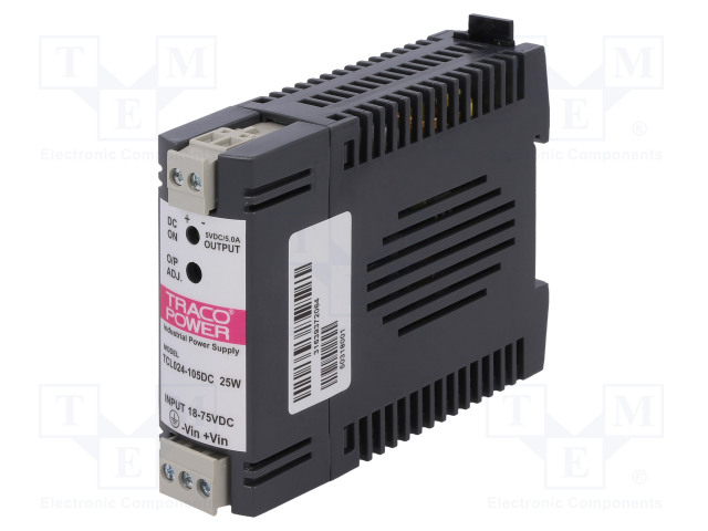 TRACO POWER TCL 024-105 DC - Converter: DC/DC