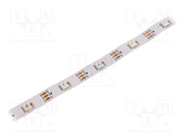 WORLDSEMI HC-F5V-30L-30LED-W/IP20 - Programmable LED tape
