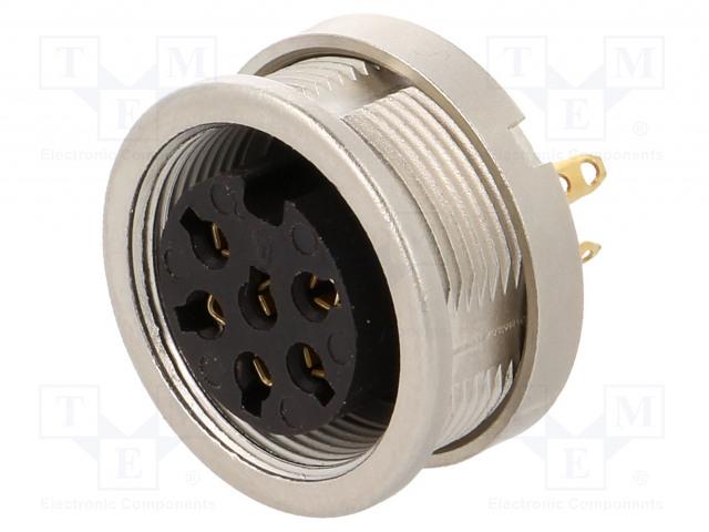 LUMBERG 0304 06 - Connettore: M16