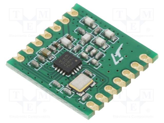 HOPE MICROELECTRONICS RFM300W-433S2 - Module: RF