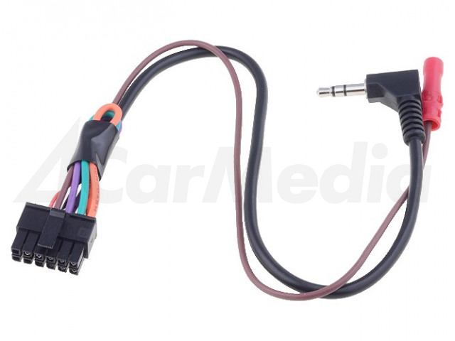 CT-MLT 4CARMEDIA, Universal cable for radio