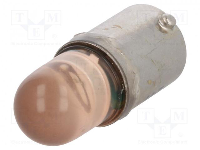 POLAM-ELTA LO-BA9S-24AC/DC - Žárovka LED