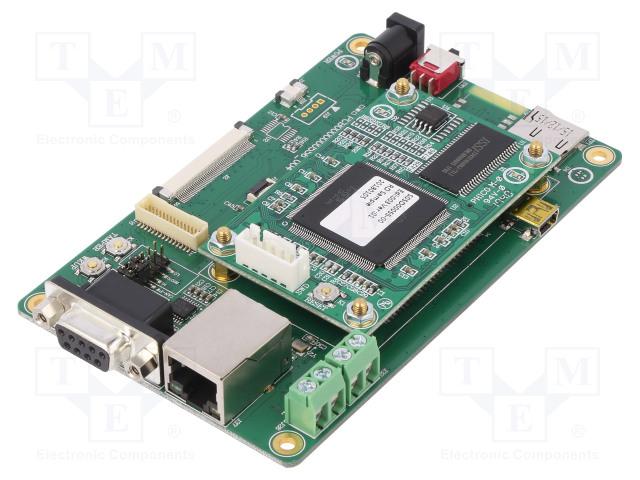POWERTIP P05D00055-00 - Dev.kit: STM32