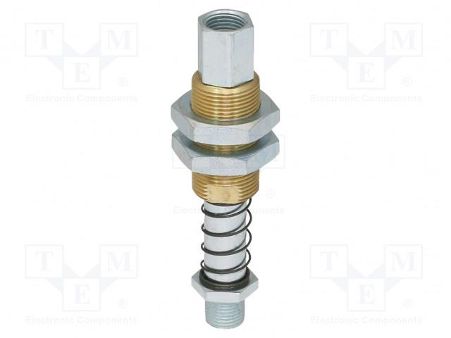 SCHMALZ FSTE-G1/8-AG-15 - Spring plunger