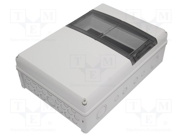 SPELSBERG 73361401 - Obudowa: do aparatury modułowej