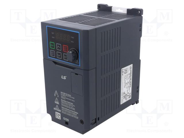 LS INDUSTRIAL SYSTEMS LV0004G100-4EOFN - Vector inverter