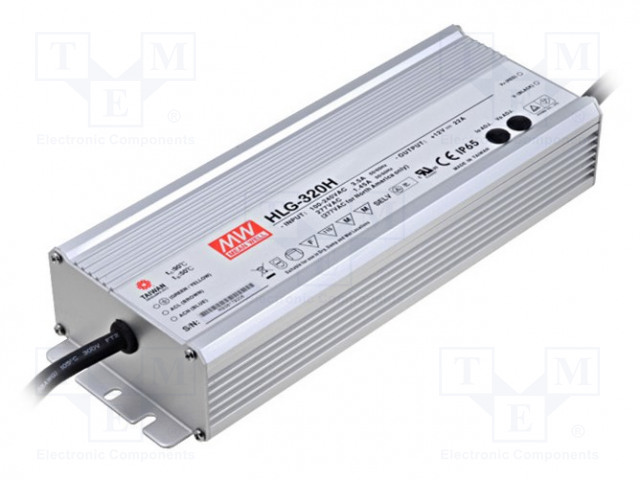 MEAN WELL HLG-320H-54A - Power supply: switched-mode