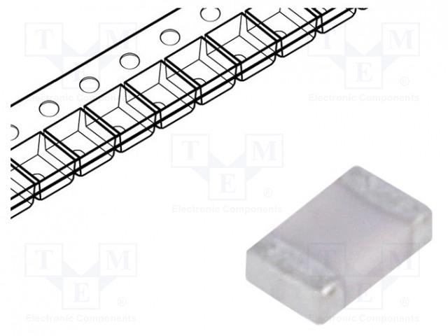 MURATA GRM21BR61C106KE15L - Capacitor: ceramic