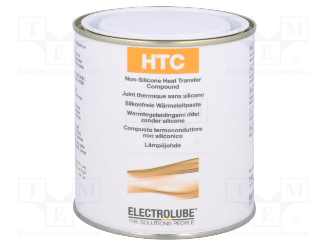 ELECTROLUBE HTC 1KG - Lämpöä johtava tahna