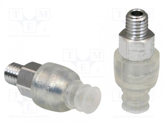 SCHMALZ FSG-7-SI-55-M5-AG - Suction cup