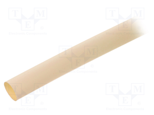 ALPHA WIRE FIT2211/2 WHITE 5X4 FT - Heat shrink sleeve