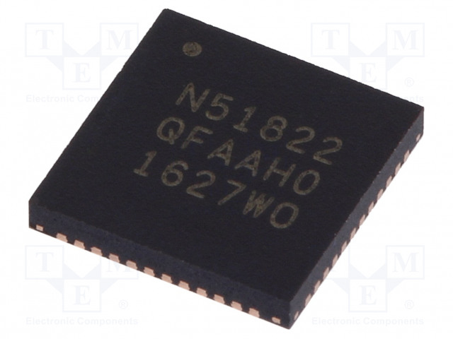 NORDIC SEMICONDUCTOR NRF51822-QFAA-R7 - SoC