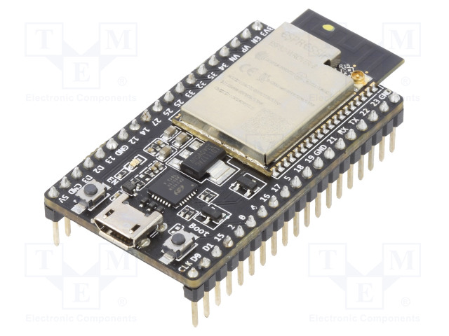 ESPRESSIF ESP32-DEVKITC-VIB - Dev.kit: combo