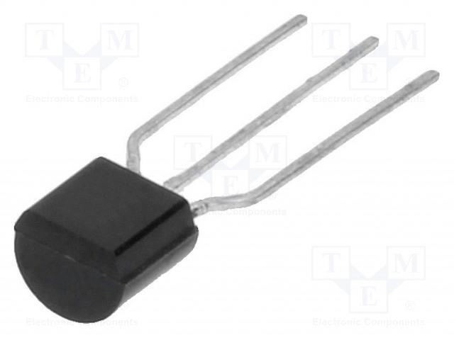 ON SEMICONDUCTOR (FAIRCHILD) BC517_D74Z - Tranzistor: NPN