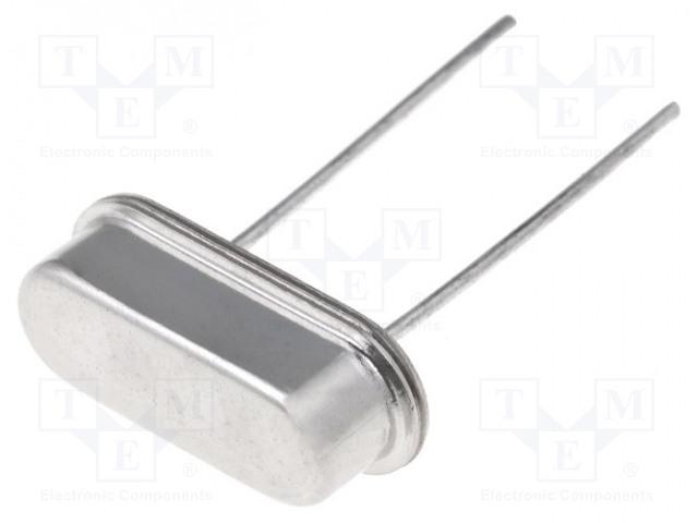 IQD FREQUENCY PRODUCTS LFXTAL003176BULK - Resonator: quartz