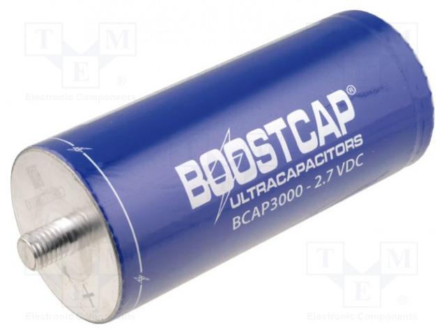 Maxwell Technologies BCAP3000P270K04 - Kondensator: elektrolityczny