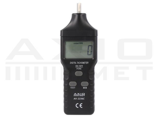 AX-2236C AXIOMET, Tachometer