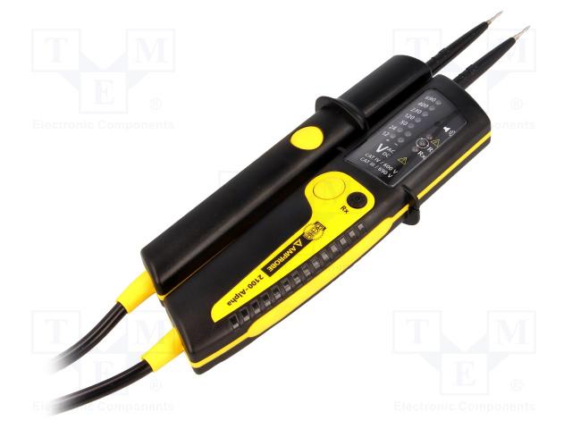 BEHA-AMPROBE 2100-ALPHA - Tester: elettrico