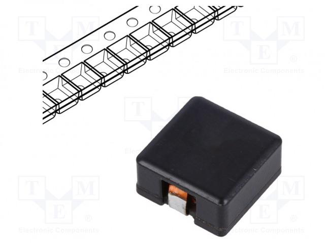 FERROCORE HCI1365-R82 - Inductor: wire