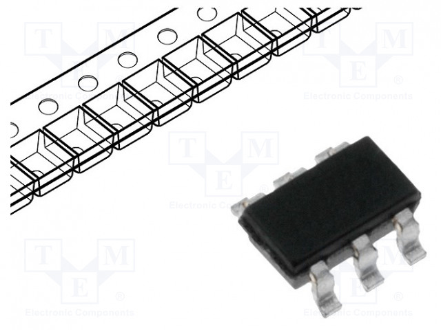 Analog Devices (Linear Technology) LTC3803MPS6-3#TRPBF - PMIC