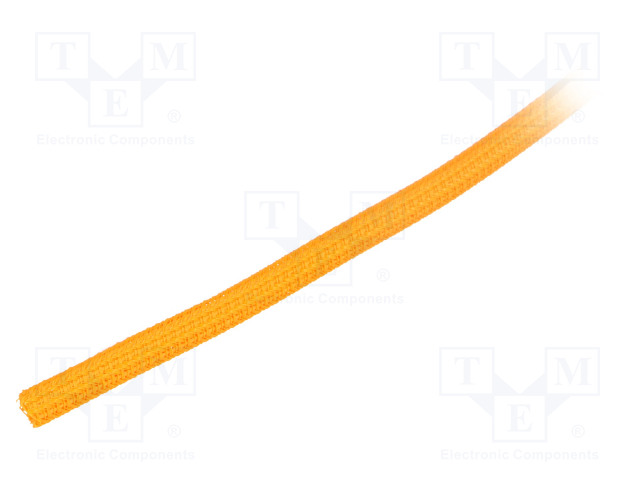 ALPHA WIRE GRP1301/4 ORANGE 200 FT - Polyester conduit